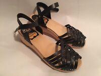 Hasbeens Swedish sandals size 39