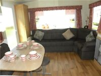 Sited static caravans for sale, 6 berth caravan on the east coast of yorkshire, Withernsea