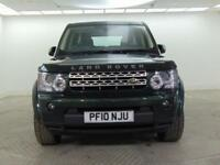 2010 Land Rover Discovery 4 TDV6 XS Diesel green Automatic