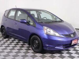 2014 Honda Fit LX w/ONE LOCAL OWNER, CRUISE, BLUETOOTH