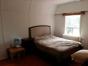Now/Feb 1. - Nice furn room in safe character home in central ln