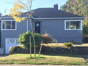 Oak Bay House for Rent for October 1, 2016