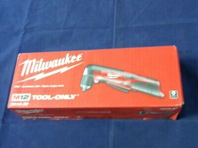 Milwaukee Angle Drill 2415-20 Vq1002291