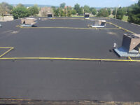 TOP QUALITY FLAT ROOFING SERVICES