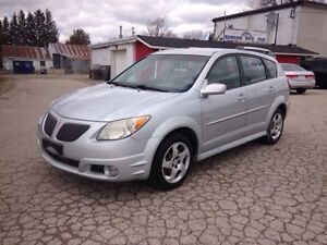 2007 Pontiac Vibe Safety & E-tesed Only $3490!!!