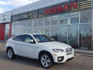 2012 BMW X6 35i **KEYLESS ENTRY and PUSH BUTTON START**
