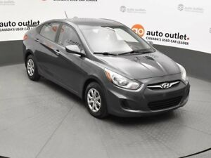 2013 Hyundai Accent GL 4dr Sedan