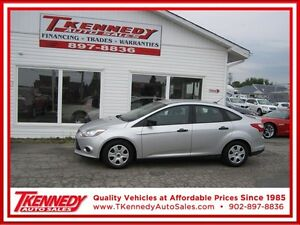 2012 Ford Focus S ONLY $6,977.00 LOW PAYMENTS OAC