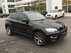 2014 BMW X6,Transfer de Bail ou Achat,Purchase Or Lease TakeOve