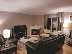 *Beautiful 2 bedroom Condo for Rent in Plateau*