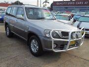 2003 Hyundai Terracan Silver Manual Wagon Holroyd Parramatta Area Preview