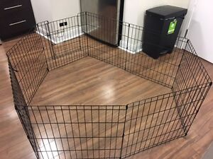 "24"" x 24"" Top Paw Exercise pen (Attachable to crate)"
