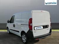 2015 Fiat Doblo 1.3 Multijet 16V Van Start Stop Diesel white Manual