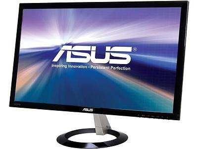"شاشة ليد جديد ASUS VX238H Black 23"" 1ms (GTG) HDMI Widescreen LED Backlight LCD Monitor"