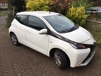 Toyota Aygo 1.0 2015 5 door hatchback X-PRESSION VVT-1