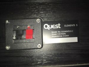 Speakers Quest Elements 5
