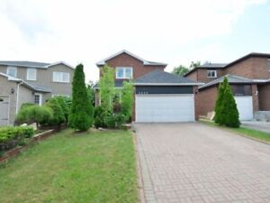 3BR 3WR Detached in Mississauga near Creditview / Eglington
