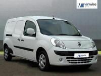 2012 Renault Kangoo Maxi LL21 SPORT DCI Diesel white Manual