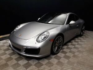 2017 Porsche 911 Carrera 4S | CPO | Ext. Warranty | Premium PLUS