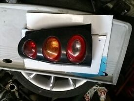 Smart N/S Rear Light (2003)