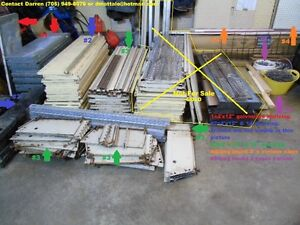 COMMERCIAL GRADE STORE SHELVING FOR GARAGE - STORAGE - BUSINESS