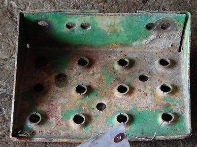 John Deere 3020 Tractor Floor Plate Tag 161