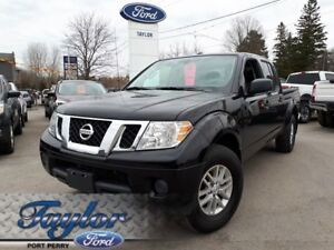 2018 Nissan Frontier SV *4x4* *4.0L V6* *AUTOMATIC*