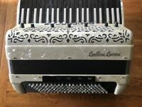 S/Hand Ballone Burini 120 Bass Accordion