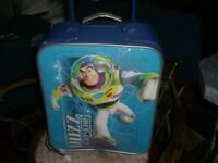 TOY STORY SUITCASE ON WHEELS - WITH HANDLE - CLACTON CO15 6AJ