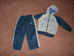 Boy's Nike Training Suit, Size 4