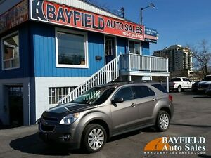 2011 Chevrolet Equinox 2LT V6 AWD **Leather/Sunroof/Remote Start