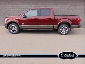 2015 Ford F-150 King Ranch Ecoboost 4X4