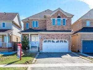 4BR 4WR Detached in Brampton near Bovaird/Chinguacousy