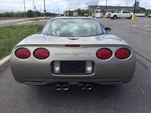 1999 Corvette Targa Top 6 spd....only 58kms!!