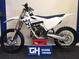 2017 HUSQVARNA TC 125 | GOOD CONDITION | STANDARD | NEW SUSPENSION | SX TC125