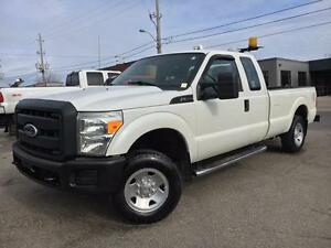 2011 Ford Super Duty F-250 SRW XL 4X4 LONG BOX