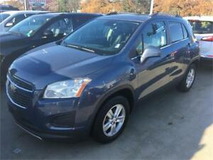 2013 Chevrolet Trax LT All Wheel Drive Sunroof Camera Bluetooth