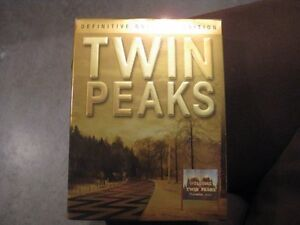 Twin Peaks Definitive Gold Edition DVD