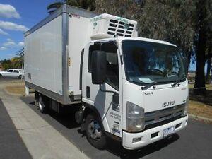 2012 Isuzu NPR300 SITEC SERIES II White Automatic Truck Preston Darebin Area Preview