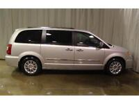 2012 Chrysler Town & Country Minivan FWD 3.6L Moonroof Leather