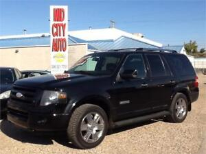 2007 Ford Expedition Limited 240KM $8995 MIDCITY 1831 SK AVE