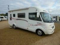 2010 RAPIDO 9048 DF FIAT 2.3 130 BHP A CLASS 4 BERTH MANUAL MOTORHOME WITH ONLY