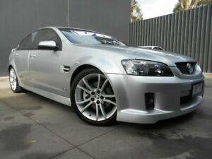 2009 Holden Commodore VE MY10 SS Silver 6 Speed Automatic Sedan Fawkner Moreland Area Preview