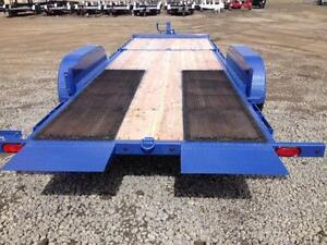 Majestik L270 21ft Tilt Trailer (Blue) - 151953 Regina Regina Area image 3