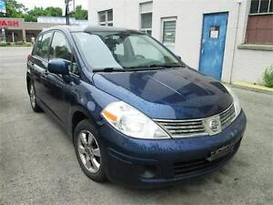 2008 Nissan Versa Great on gas/extremely clean.