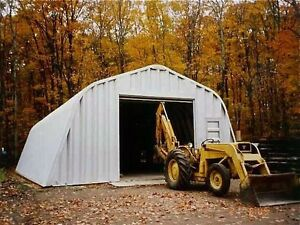 MUST GO NOW! Engineered Steel Building
