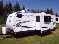 **TRAVEL TRAILER RENTAL** LAST WEEKEND IN AUGUST Available