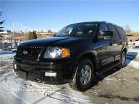 2006 Ford Expedition 4x4 LTD LOW KM's NO ACCIDENTS! SALE PRICED!