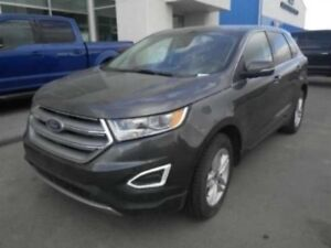 2018 Ford Edge Loaded SEL With AWD Back UP Camera