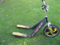 Gladiator scooter £15.00